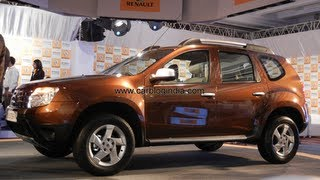 Renault Duster SUV Exteriors And Interiors Walk Around Review