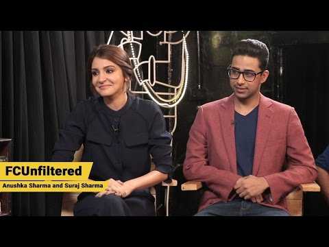 Anushka Sharma & Suraj Sharma Interview with Anupama Chopra| FC Unfiltered