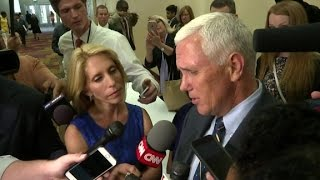 Video Mike Pence on being considered for Donald Trump's VP download MP3, 3GP, MP4, WEBM, AVI, FLV Agustus 2017