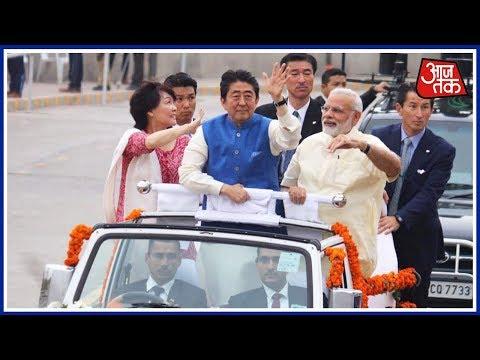 PM Narendra Modi, Shinzo Abe To Take Part in 8km-Long Roadshow