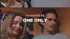 Pamungkas - One Only (Lyrics Video)