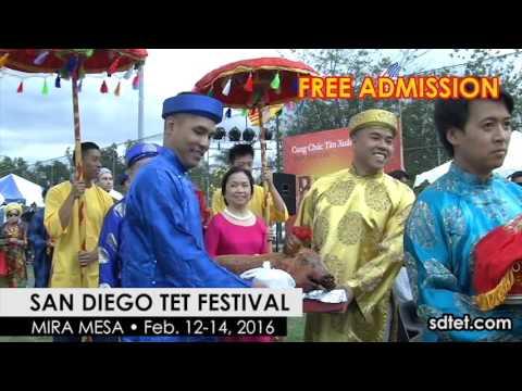2016 San Diego Tet Festival promo