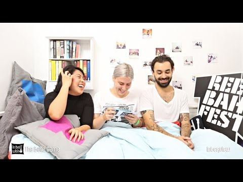 The Belle Game - In Bed with Interview at Reeperbahn Festival 2016