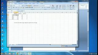 Creating A Line Graph in Microsoft Word