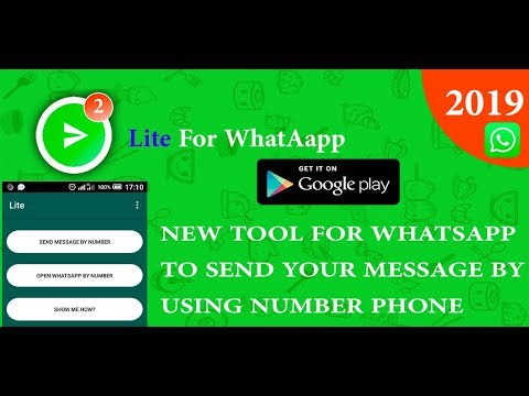 OPEN Whatsapp in your phone directly -perfect whatsapp app tool-helpful app