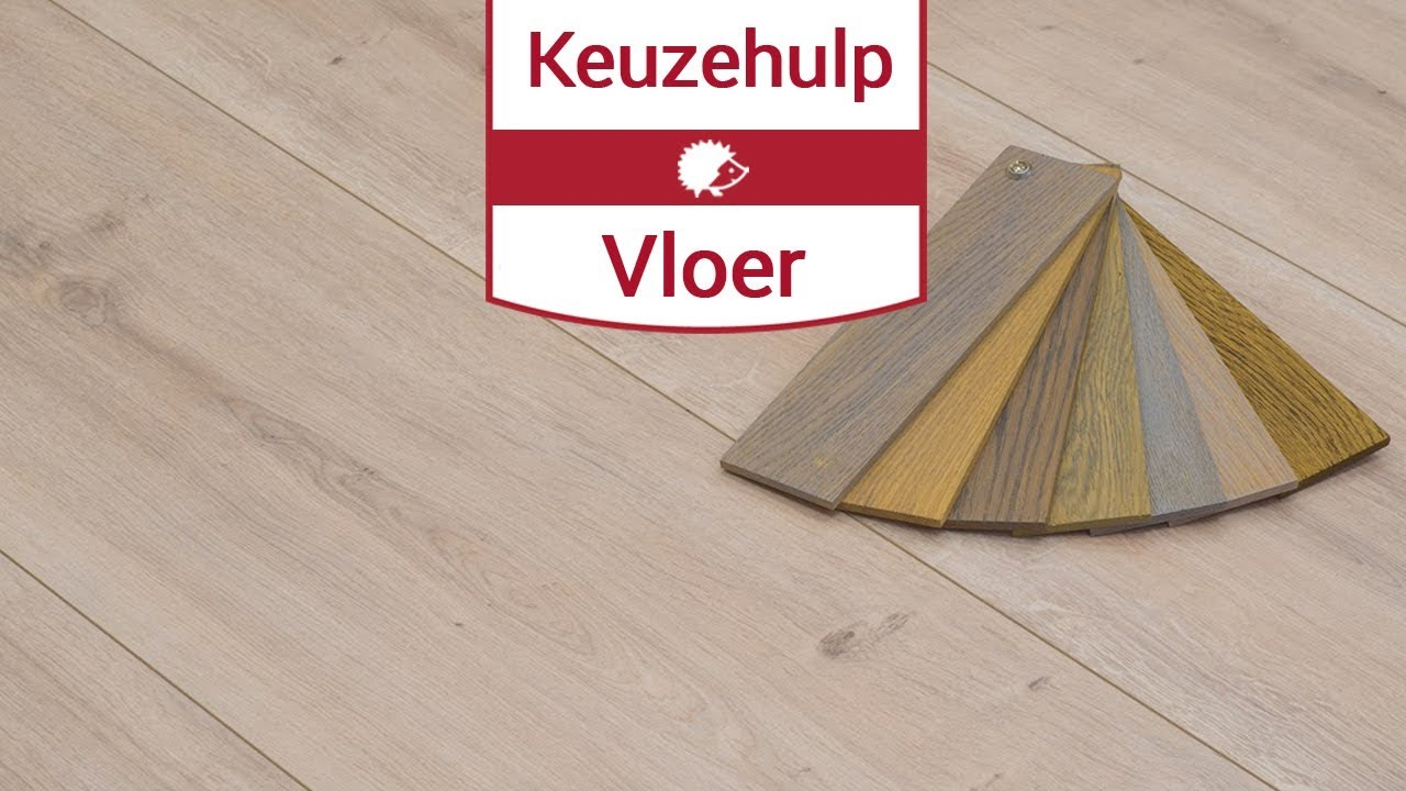 Test Pvc Vloeren : Keuzehulp vloer kiezen hout laminaat of pvc youtube