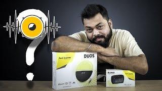 Wah! Inhe Sunkar Majaa Aa Gayaa..Bluetooth Speakers Ho Toh Aise!