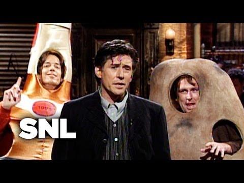 Gabriel Byrne Monologue - Saturday Night Live