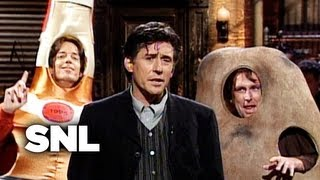Gabriel Byrne Monologue - Saturday Night Live