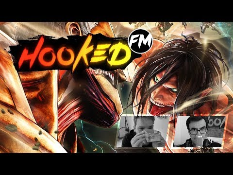 Hooked FM #167 - Attack on Titan 2, Radical Heights, Shenmue, BioShock, A Quiet Place & mehr!