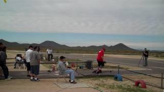 Jason Bell - E-Flight Blade SR demo - Phoenix Heli Fun Fly 2010 - SVF Saturday 02-27-10