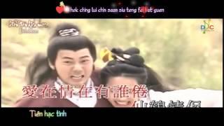 [Vietsub] Tiên Hạc Tình Duyên - Diệp Lệ Nghi (OST Tiên Hạc Thần Châm 1992 - ATV)