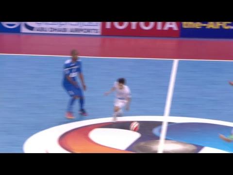 Chonburi Bluewave vs Thai Son Nam (AFC Futsal Club Championship 2017: Semi-Finals)