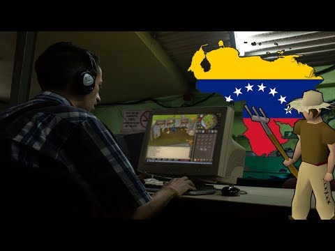 Inside Venezuelans Training Online Accounts for Money