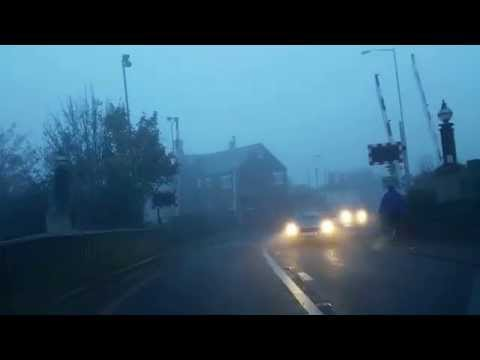 Boston, Lincolnshire. City Of Fog.