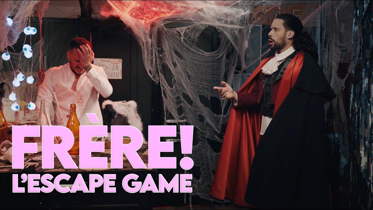 FRÈRE! – L'ESCAPE GAME