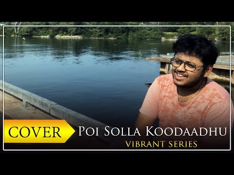 Poi Solla Koodaadhu- RUN | Vibrant Series✌🏻 | Saisharan | MYSTIC COLLISIONS