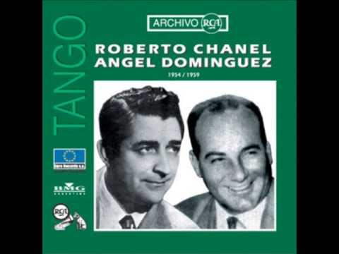 Orquesta Roberto Chanel   Dir  Angel Dominguez   Si sos brujo