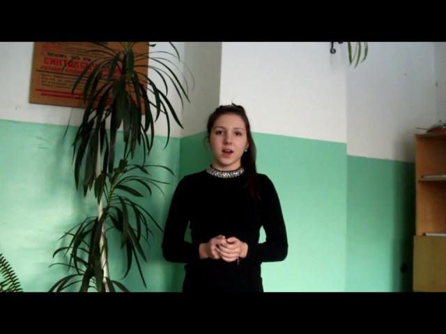 Изображение предпросмотра прочтения – АнастасияЛакеева читает произведение «О, как убийственно мылюбим…» Ф.И.Тютчева
