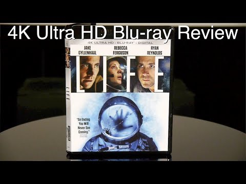 Life 4K Ultra HD Blu-ray Review