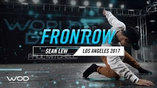 Sean Lew | Front Row | World of Dance 2017 | #WODLA17