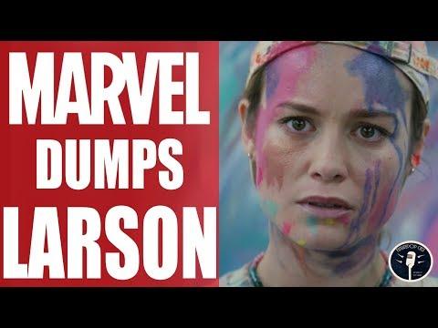 Disney Ditches Captain Marvel