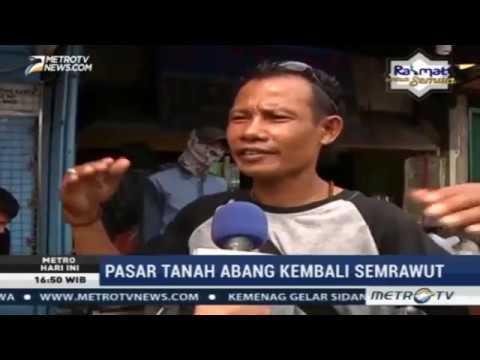 Ini Komentar Kontroversial PKL Tanah Abang yang Jadi Viral