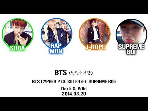 BTS (방탄소년단) - Cypher PT.3 : Killer [Lyrics Han|Rom|Eng]