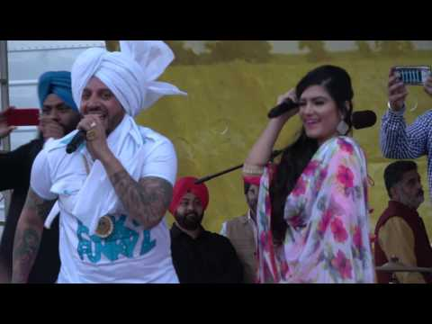 Jazzy B and Kaur B live in Virginia USA.