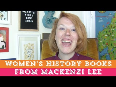 WOMEN'S HISTORY BOOKS! 🙋‍♀️ | Mackenzi Lee Recommends Mp3