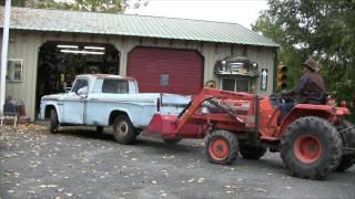 OLD IRON! -  1965 Dodge D200