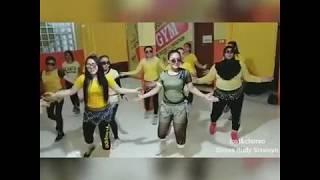 Melanggar Hukum || Siti Badriah || Aero Dance Fit || ATE GYM JOGLO JKT || Januari 2019 || Dimas Budy
