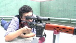 Top Sniper: 3 contenders (HD) - Redwolf Airsoft - RWTV