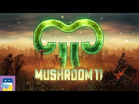 Mushroom 11: iPhone 6S / iPad / Android Gameplay Walkthrough Chapters 1, 2 & part of 3 (by Untame)