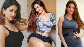 Anaika Soti hot photoshoot video | Bollywood milky queen exposing assets