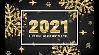 Merry Christmas & Happy New Year Greetings Christmas Whatsapp Status Happy New Year 2020