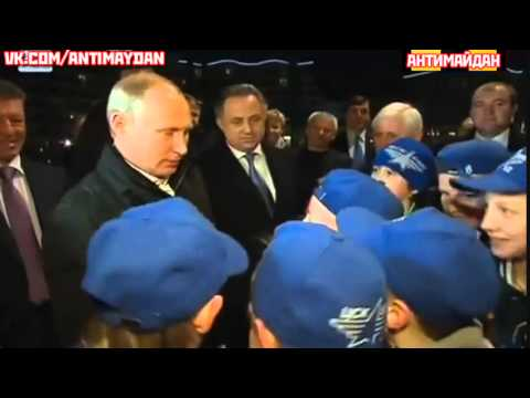 Добрый Президент РОССИИ! Путин захотел отдать детям сочинскую гостиницу! Новости Сегодня онлайн.