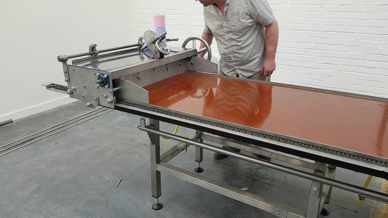 Confectionery One Man Operation Production Line