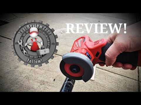 Milwaukee M12 FUEL 12-Volt 3 in. Lithium-Ion Brushless Cordless Cut Off Saw REVIEW! (2522-20)
