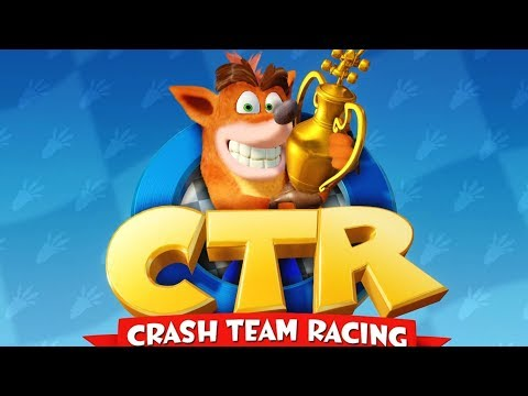 Crash Team Racing Nitro Fueled - Full Game 101% Walkthrough (All Platinum Relics, Gems, Trophies)