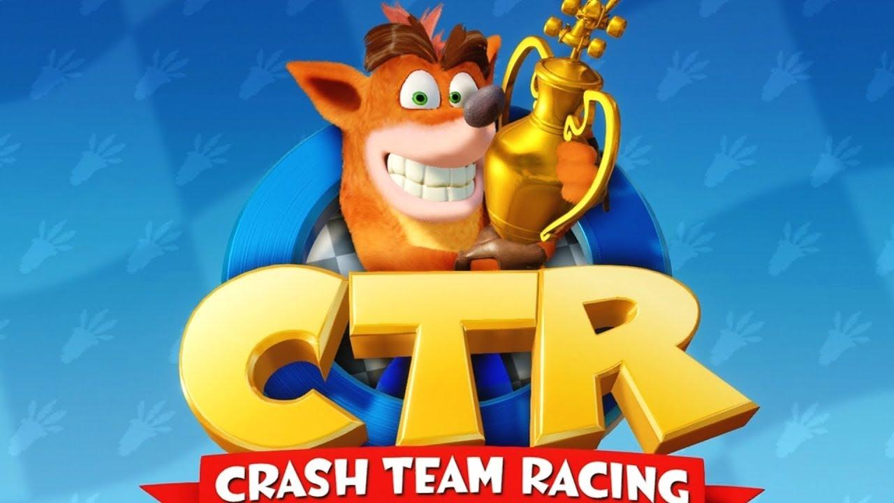 Download Crash Team Racing Nitro Fueled - Full Game 101% Walkthrough (All Platinum Relics, Gems, Trophies)