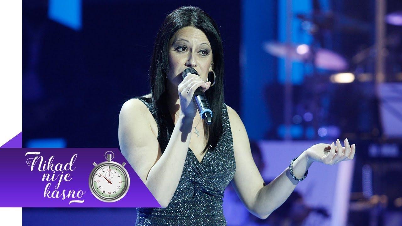 Tatjana Zuzic Tanja - Zbog tebe - (live) - NNK - EM 24 - 10.03.2019
