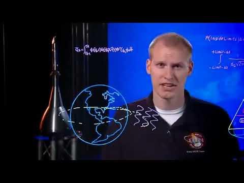 NASA engineer admits they can't get past the Van Allen Belts