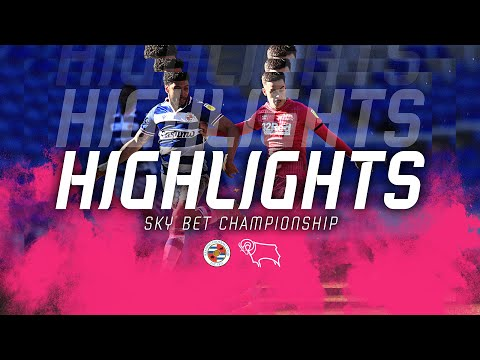 Reading Derby Goals And Highlights