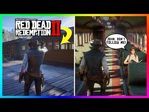 What Happens If John Marston Follows The Old Gang Members After Beating Red Dead Redemption 2? thumbnail