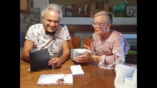 Andrea Bocelli...a journey to meet maestro in Italy