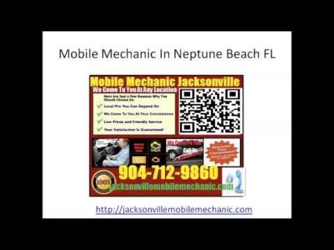 Mobile Auto Mechanic In Neptune Beach Car Repair Service 904 712 9860