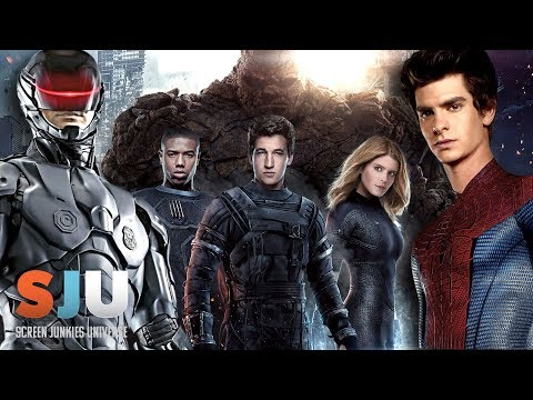 Worst Movie Reboots! - SJU