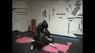 Ninjutsu: On deadly ground DVD :ninjutsu ground fighting & grappling