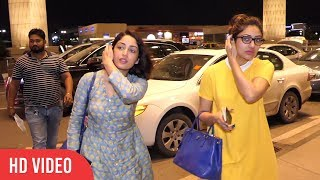 Yami Gautam Travelling to Hong Kong with Surilie Gautam by Cathay Pacific | SPOTTED